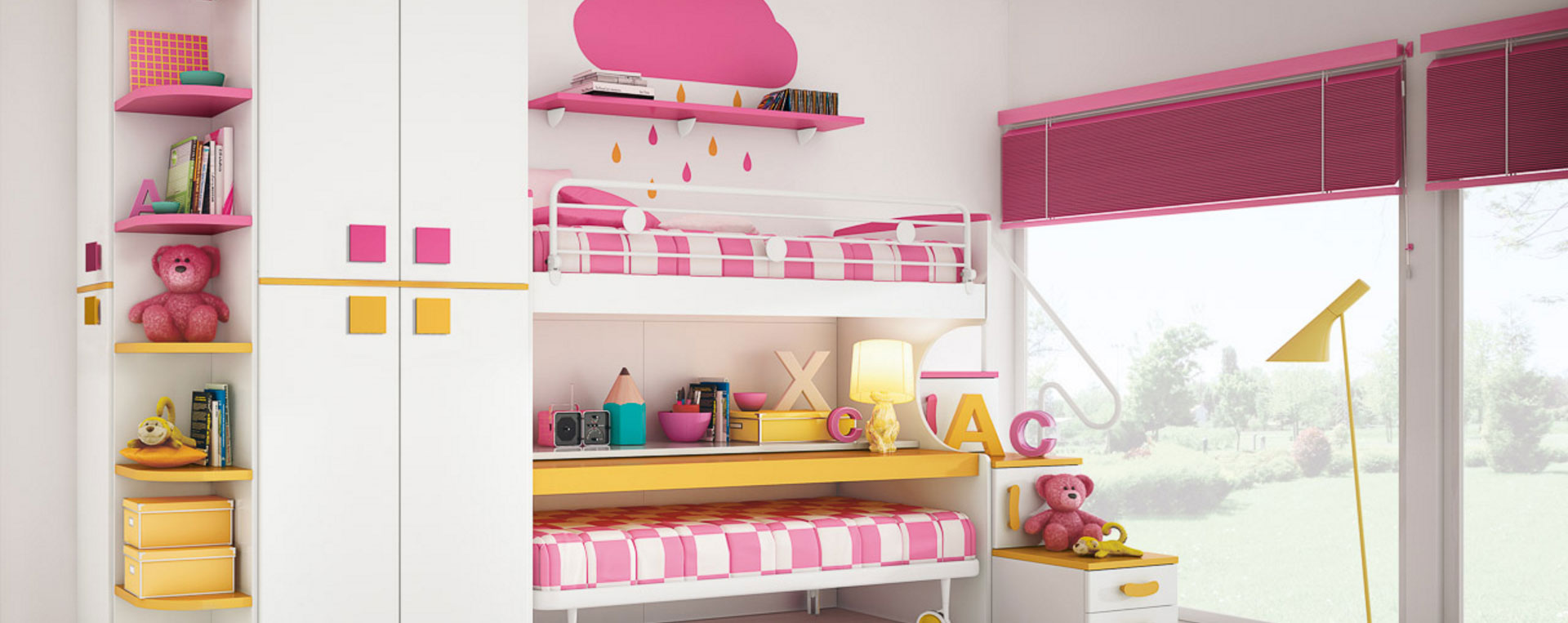 Camerette in offerta a torino colombini arcadia baby for Ikea torino camerette